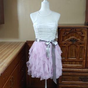 Deb Sparkly Prom Dress NWT Junior's 11